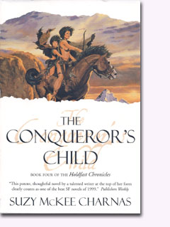 The Conqueror's Child: The Holdfast Chronicles book four